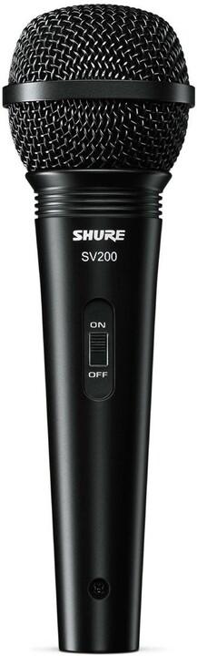 Shure SV200, černá
