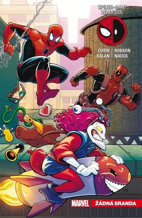 Komiks Spider-Man/Deadpool: Žádná sranda, 4.díl, Marvel