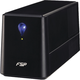 Fortron FSP EP 650, 650 VA, line interactive