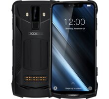 DOOGEE S90, 6GB/128GB, Black, Super Set - DOOGEES90SSETBK