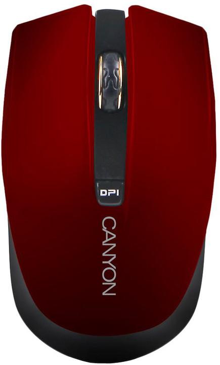 Canyon CNS-CMSW5R, červená
