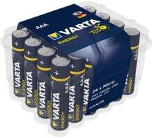 VARTA baterie Energy 24 AAA (Clear Value Pack) - 4103229224