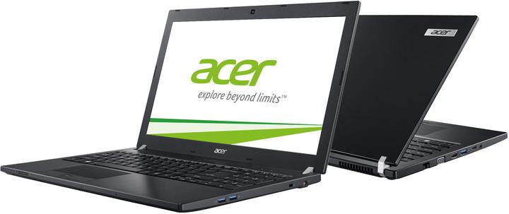 Acer TravelMate P6 (TMP648-MG-77DL), černá