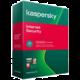 Kaspersky Internet Security CZ 2021, 5 zařízení, 1 rok, nová licence, BOX