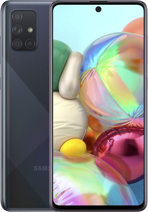 Samsung Galaxy A71, 6GB/128GB Black