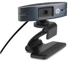 HP Webcam 2300 Entry, černá - A5F64AA