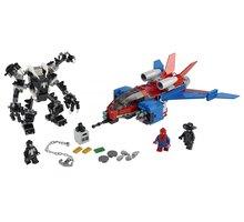 LEGO Marvel Super Heroes 76150 Spiderjet vs. Venomův robot