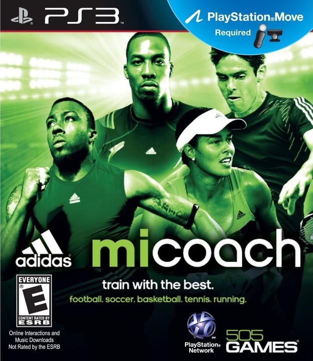 Adidas miCoach: The Basics (PS3)