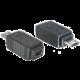 DeLock micro USB B samec na USB mini 5pin samice