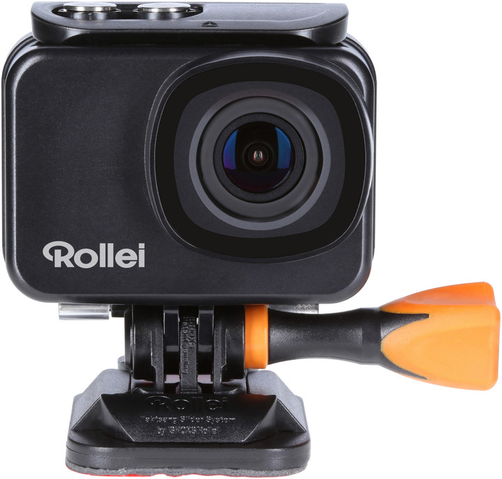 Rollei ActionCam 550 Touch, černá