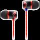 SoundMAGIC E10, červená  + Voucher až na 3 měsíce HBO GO jako dárek (max 1 ks na objednávku)