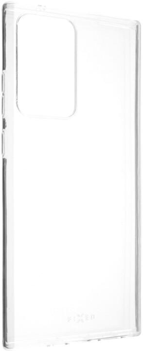 FIXED ultratenké TPU gelové pouzdro Skin pro Samsung Galaxy Note 20 Ultra, 0.6mm, čirá