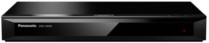 Panasonic DMP-UB400, černá