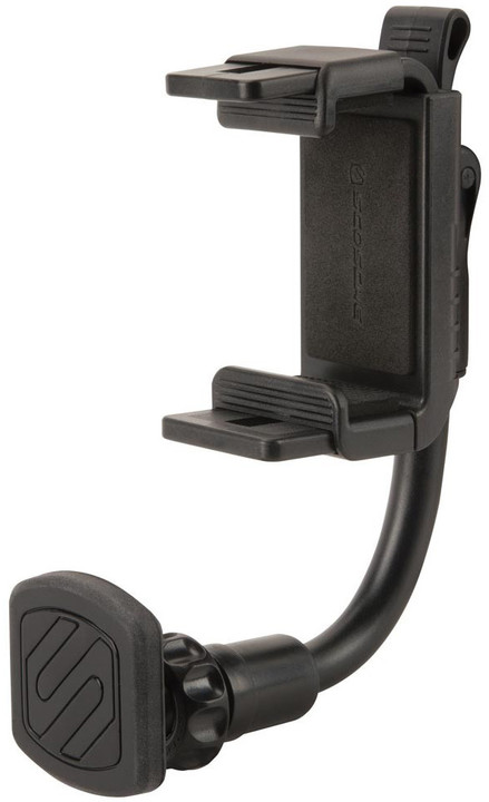 Scosche MagicMount rear view magnetický držák na zpětné zrcátko bez omezení