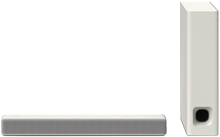 Sony HT-MT300, 2.1, bílá