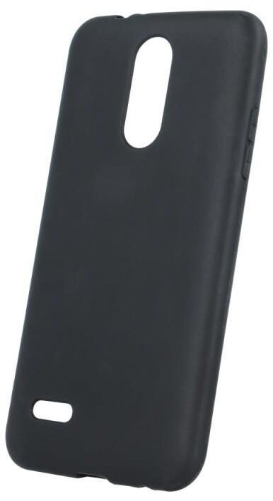 Forever silikonové pouzdro Matt pro Xiaomi Redmi Note 9 Pro, černá