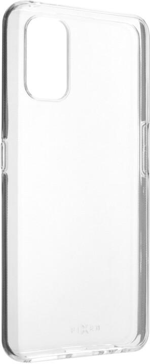 FIXED gelové pouzdro TPU pro Realme 7 Pro, čirá