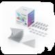 Nanoleaf Shapes Triangles Mini Exp. Pack 10 Pack