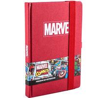 Zápisník Marvel - Logo (A5) - SR72223