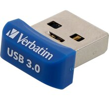 Verbatim Store 'n' Stay NANO - 16GB, modrá - 98709