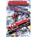 Komiks Deadpool - Deadpool vs S.H.I.E.L.D., 4.díl, Marvel