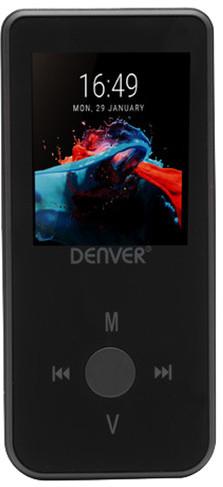 Denver MPG-4084BT, 4GB, černá