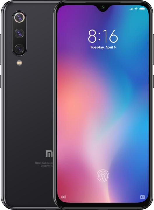 Xiaomi Mi 9SE, 6GB/128GB, černá