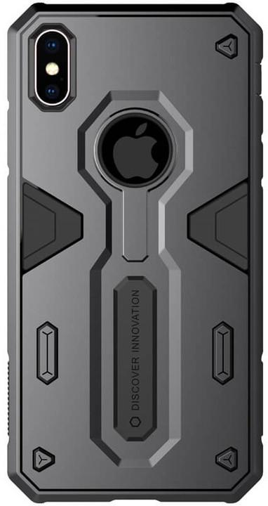 Nillkin Defender II ochranné pouzdro pro iPhone Xs Max, černý