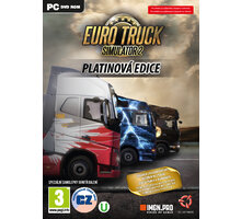 Euro Truck Simulator 2: Platinová Edice (PC)