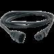 PremiumCord prodlužovací kabel-síť 230V, 1m