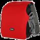 Rollei batoh na fototechniku Canyon S 10 L Sunset, černá/červená