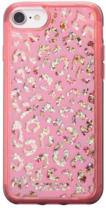 CellularLine gelové pouzdro Stardust pro Apple iPhone 8/7/6, motiv Leo