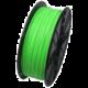 Fluorescenční zelená, Zelená