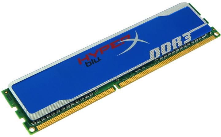 Kingston HyperX Blu 4GB DDR3 1600