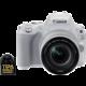 Canon EOS 200D + 18-55mm IS STM, bílá  + Získejte zpět až 7 500 Kč