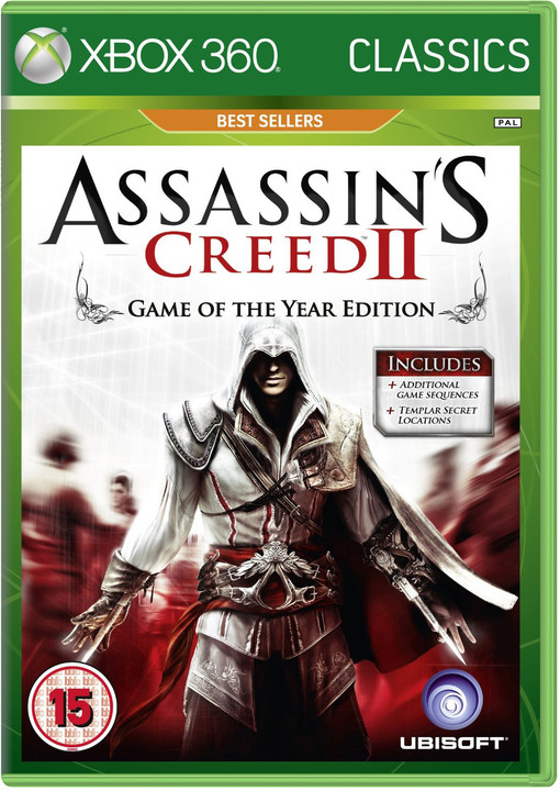 Assassin's Creed II - Game of the Year Edition (Xbox 360)