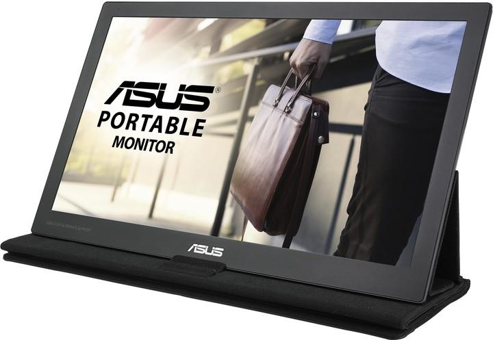 "ASUS MB169C+ - LED monitor 15,6"""