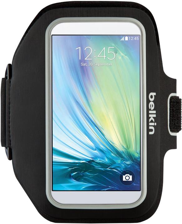Belkin Sport fit Plus Armband pouzdro pro Galaxy S6