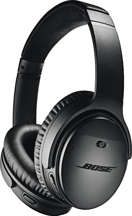 Bose QuietComfort 35 II, černá