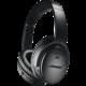 Bose QuietComfort 35 II, černá  + Voucher až na 3 měsíce HBO GO jako dárek (max 1 ks na objednávku)