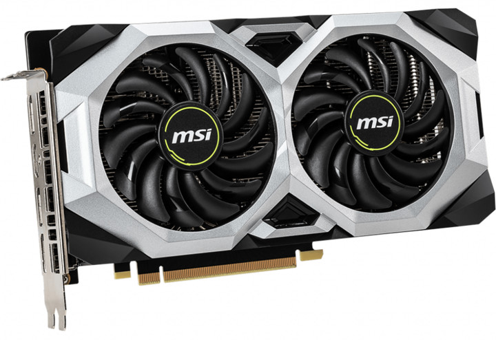 MSI GeForce RTX 2060 SUPER VENTUS OC, 8GB GDDR6