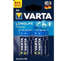 VARTA baterie Longlife Power AA, 5+1ks - 4906121496