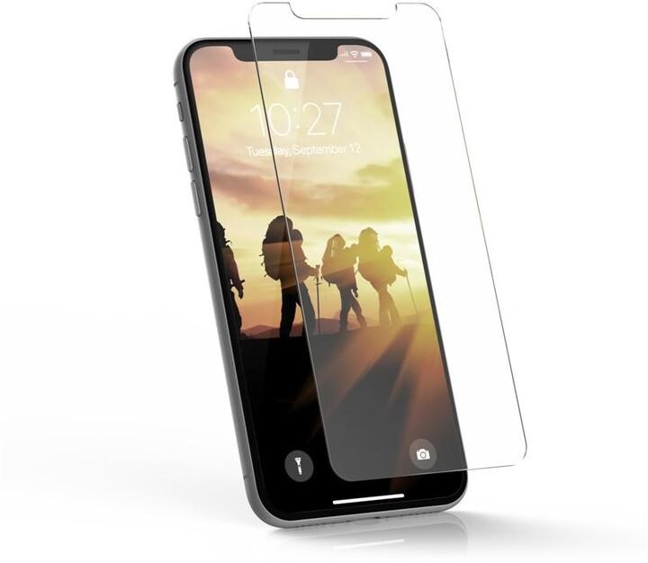 UAG tvrzené sklo pro iPhone 12/12 Pro, 0.2mm, čirá