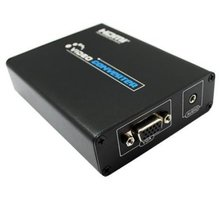 PremiumCord aktivní převodník HDMI na VGA a Audio - khcon-03