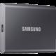 Samsung T7 - 500GB, šedá O2 TV Sport Pack na 3 měsíce (max. 1x na objednávku)