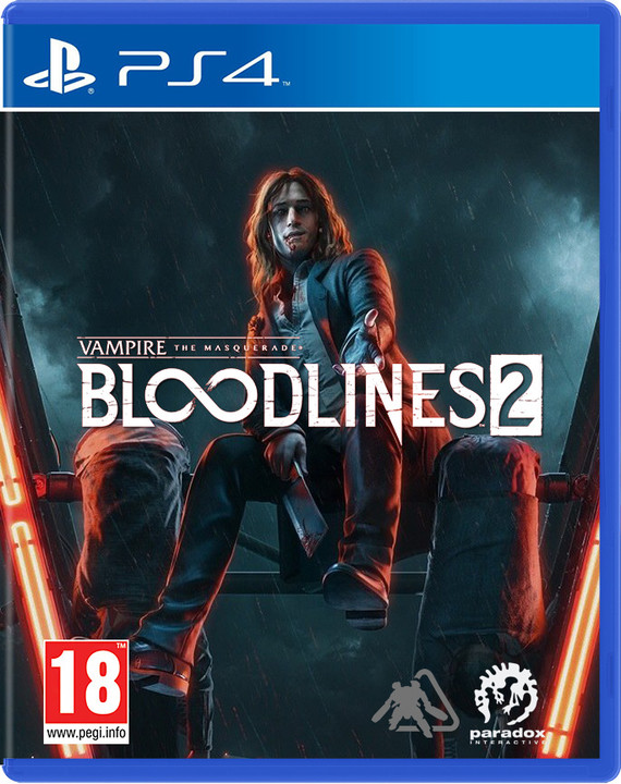Vampire: The Masquerade - Bloodlines 2 (PS4)