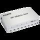 PremiumCord HDMI matrix switch 4:4 , rozlišení 4Kx2K