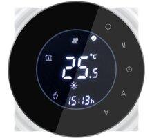 iQtech SmartLife termostat pro kotle GCLW-B, se spínačem, černá - IQTGCLW-B