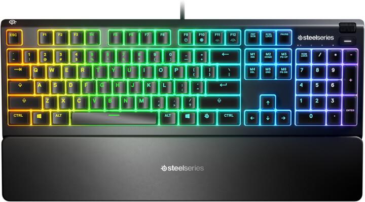 SteelSeries Apex 3, US