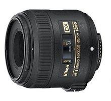 Nikon objektiv Nikkor 40mm f/2,8G ED AF-S Micro DX - JAA638DA